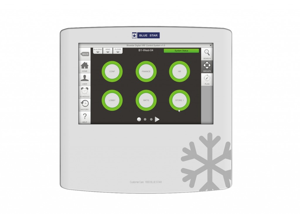 AC Monitoring System Product Design