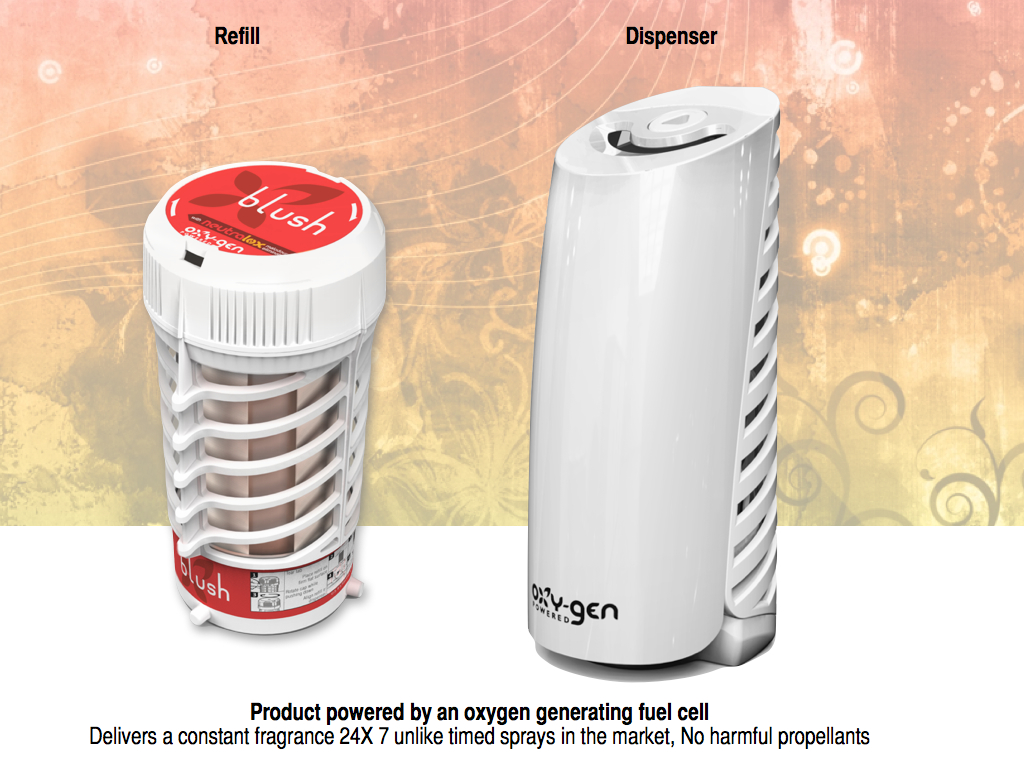 Odour Control System Product Design