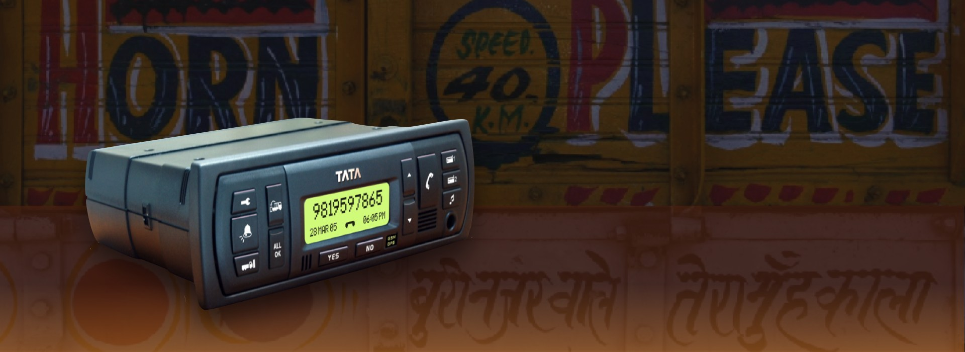 Vehicle Tracking System Design: Tata Motors