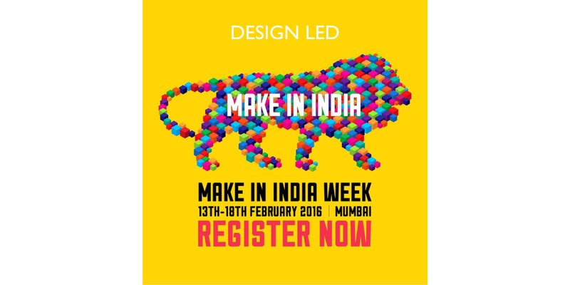 design-led makeinindia
